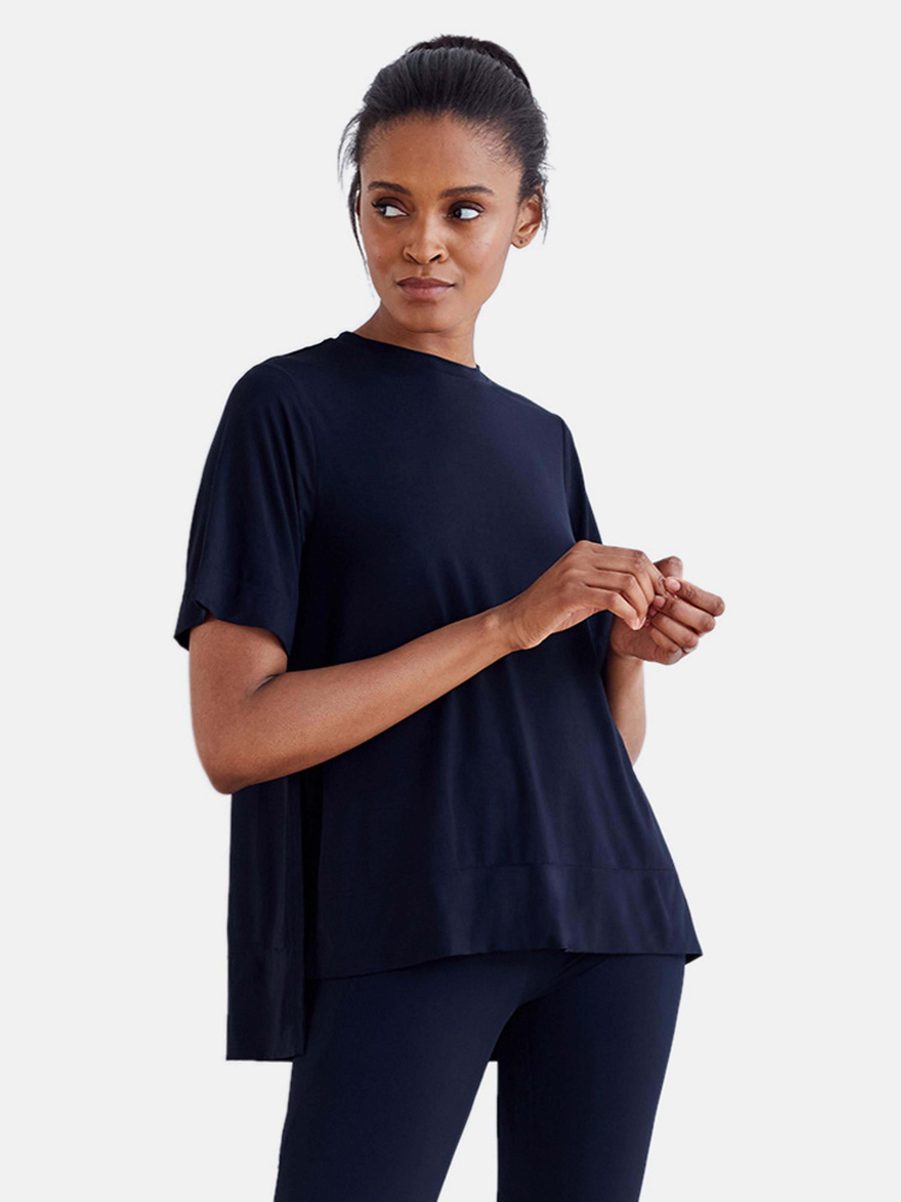 Aday Essentialist T-shirt In Blue