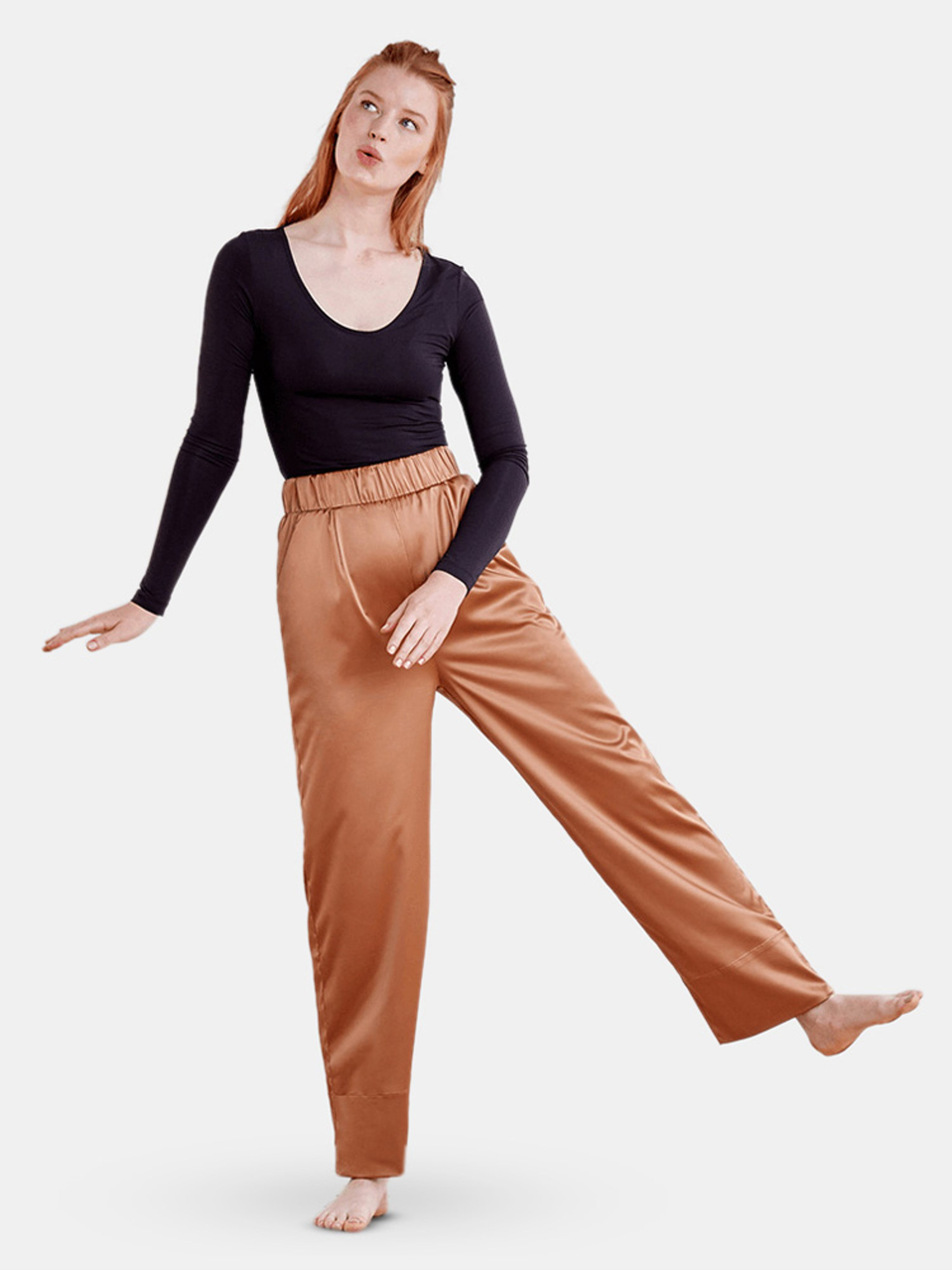 Aday On Board Pant In Brown