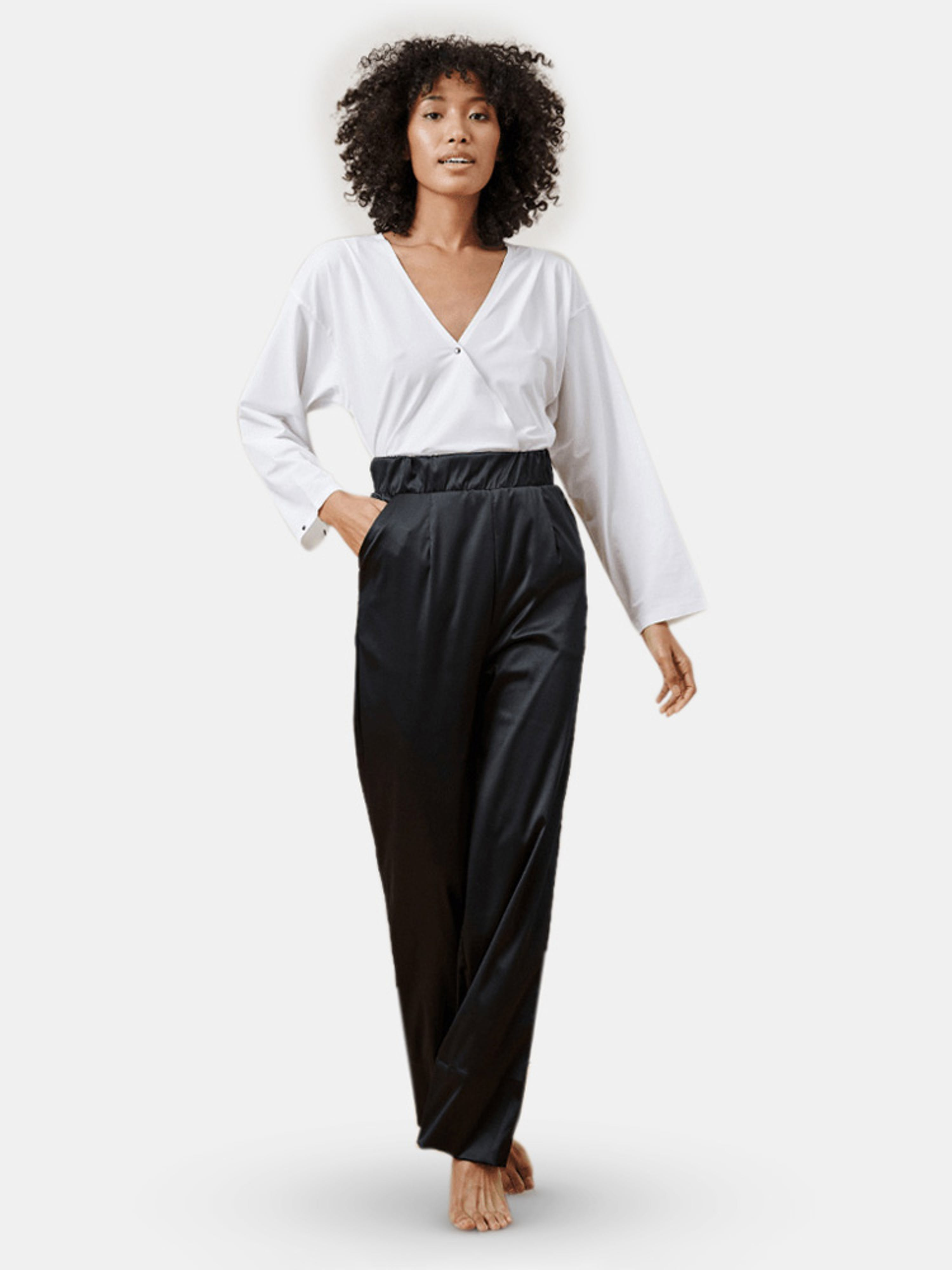 Aday On Board Pant In Black