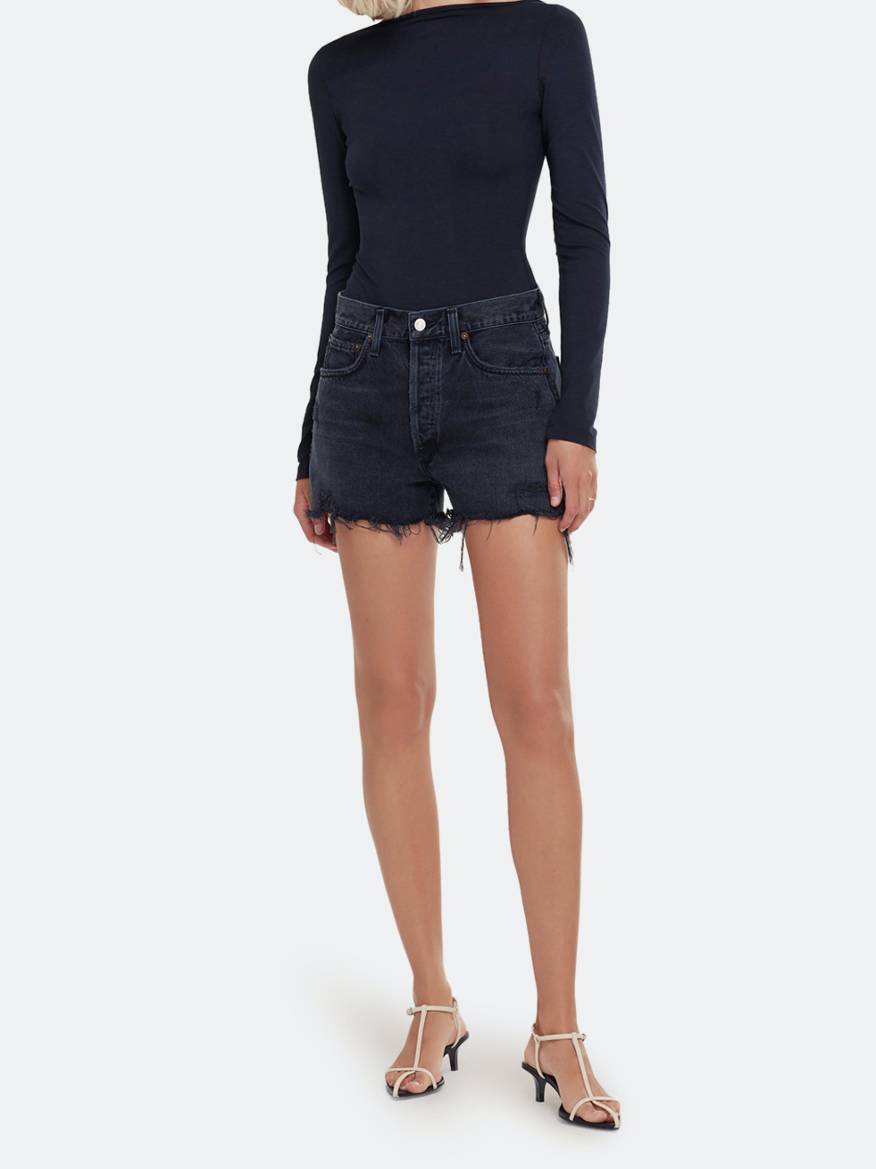 Agolde Jeans AGOLDE PARKER HIGH RISE SHORT
