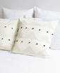 Anchal Project Organic Cotton Triangle Throw Pillow Cover product image