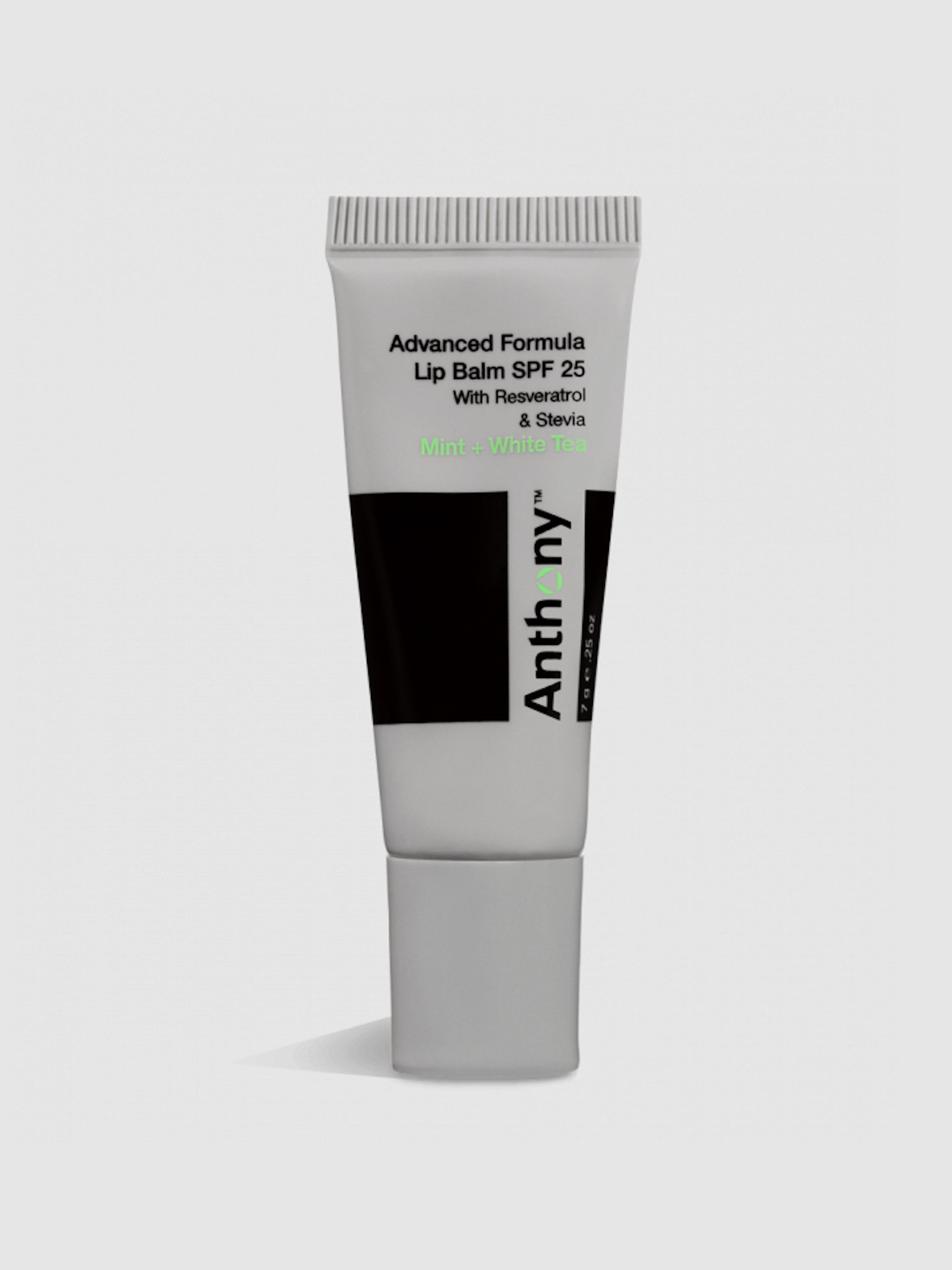 Anthony Mint + White Tea Lip Balm (spf 25)
