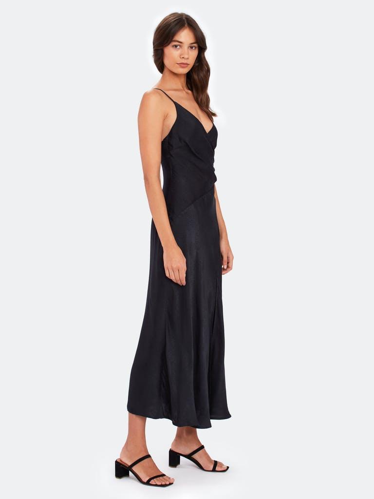Bastille Dress Cranberry | Womens Lucy Dresses - Infocado  |Bastille Dress