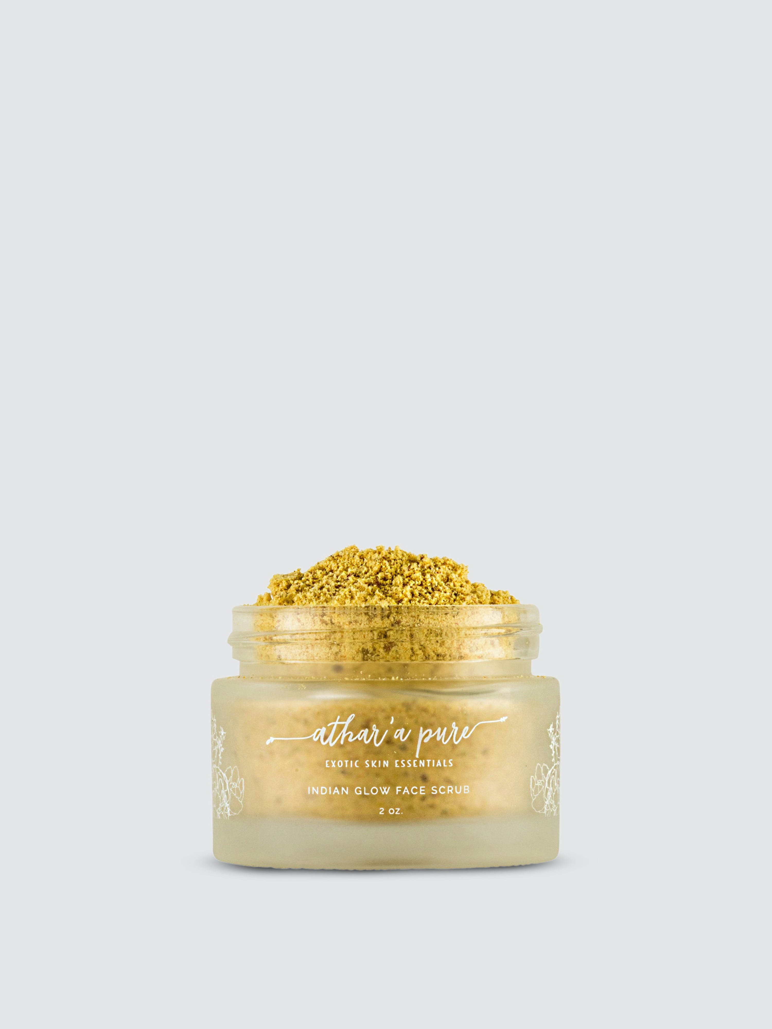 Athar'a Pure Indian Glow Face Scrub
