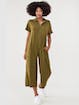 Back Beat Rags Oversized Jumpsuit product image