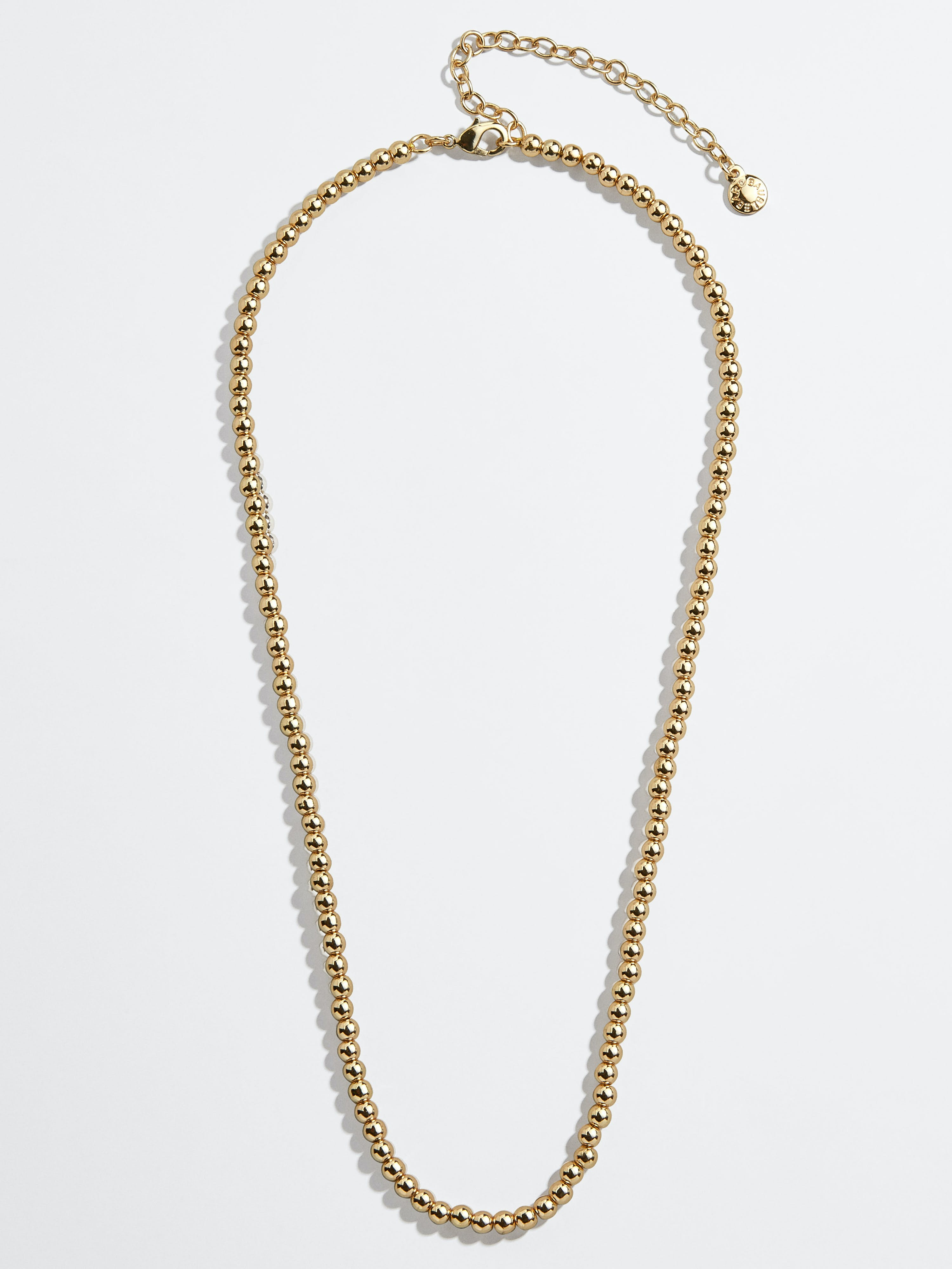 Baublebar SMALL PISA NECKLACE - GOLD