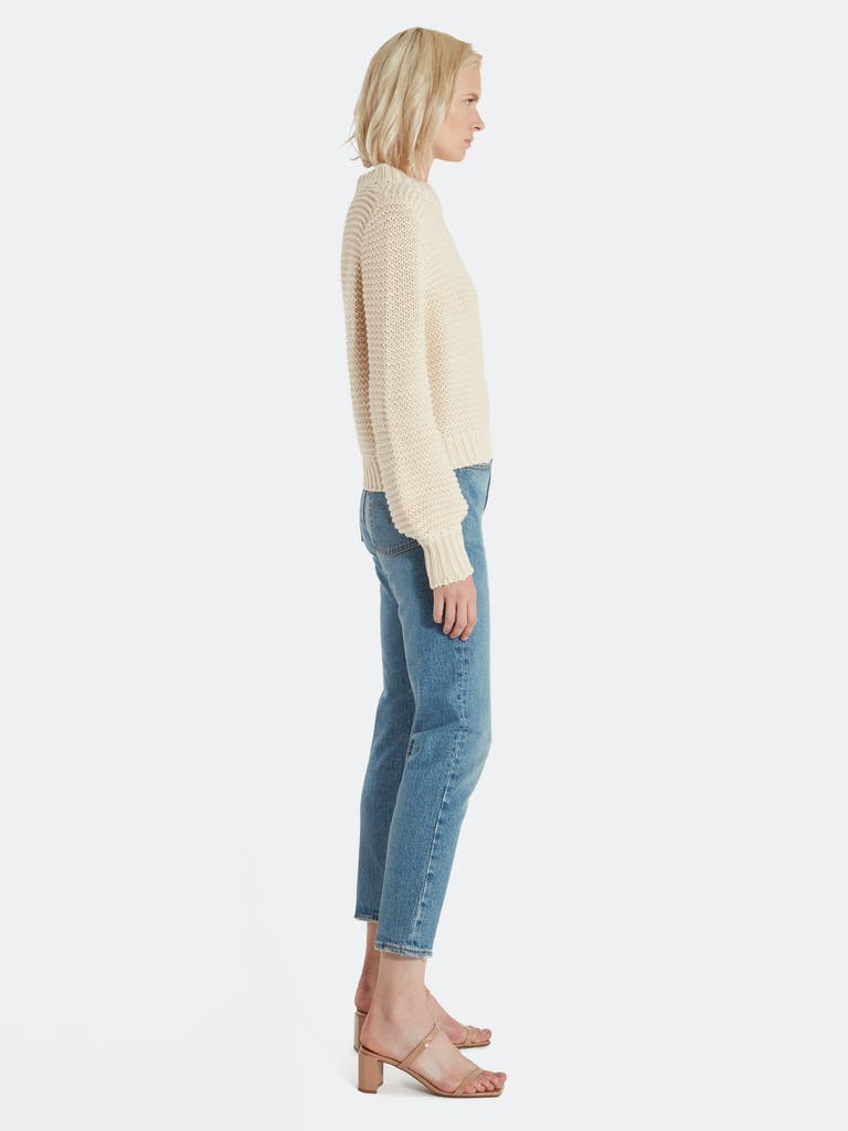 Bec & Bridge Elsa Balloon Sleeve Knit Sweater product image