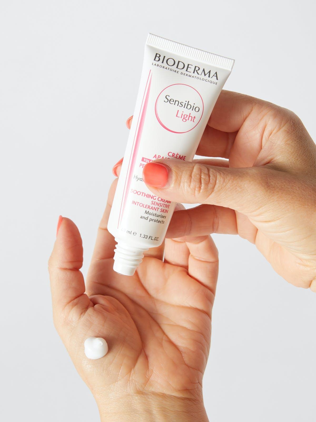 Bioderma Sensibio Light Cream   Verishop