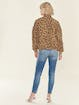 BLANKNYC Quilted Leopard Jacket product image
