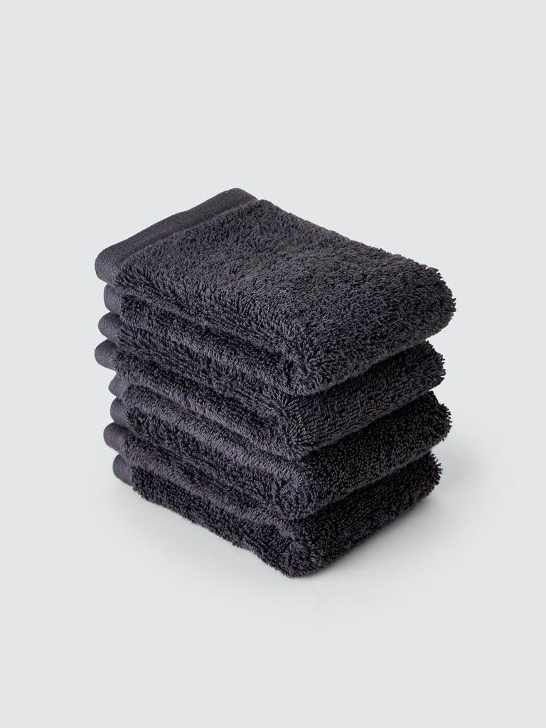 Blomus Riva Organic Cotton Washcloths, Set of 4 product image
