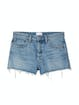 Boyish Jeans Cody High Rise Cut Off Jean Shorts product image