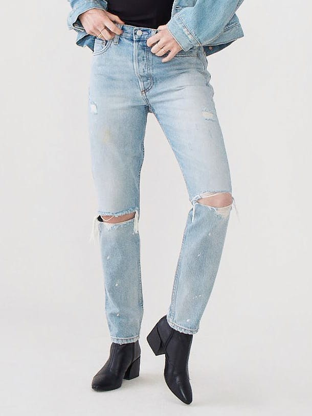 Boyish Jeans The Billy High Rise Rigid Skinny Jeans product image