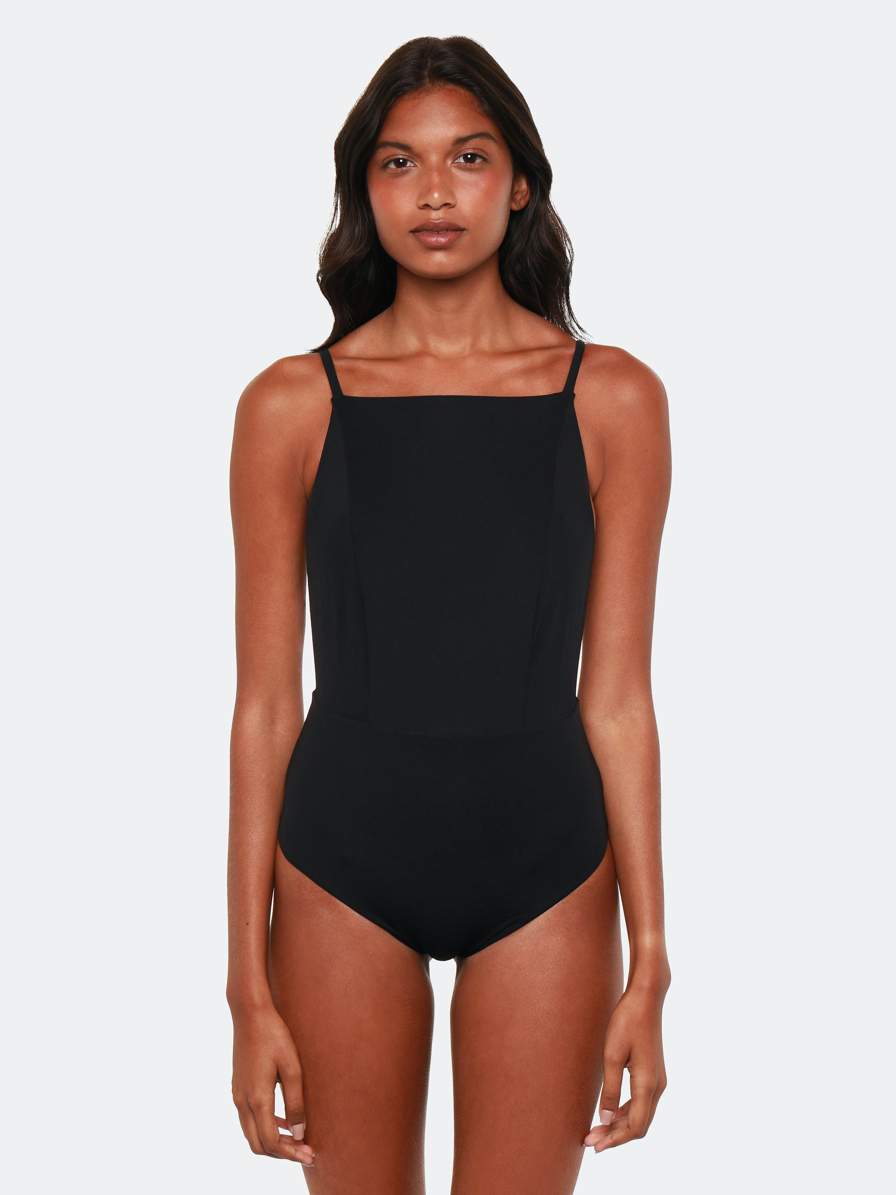 Bromelia Swimwear Rafaela One-piece In Black