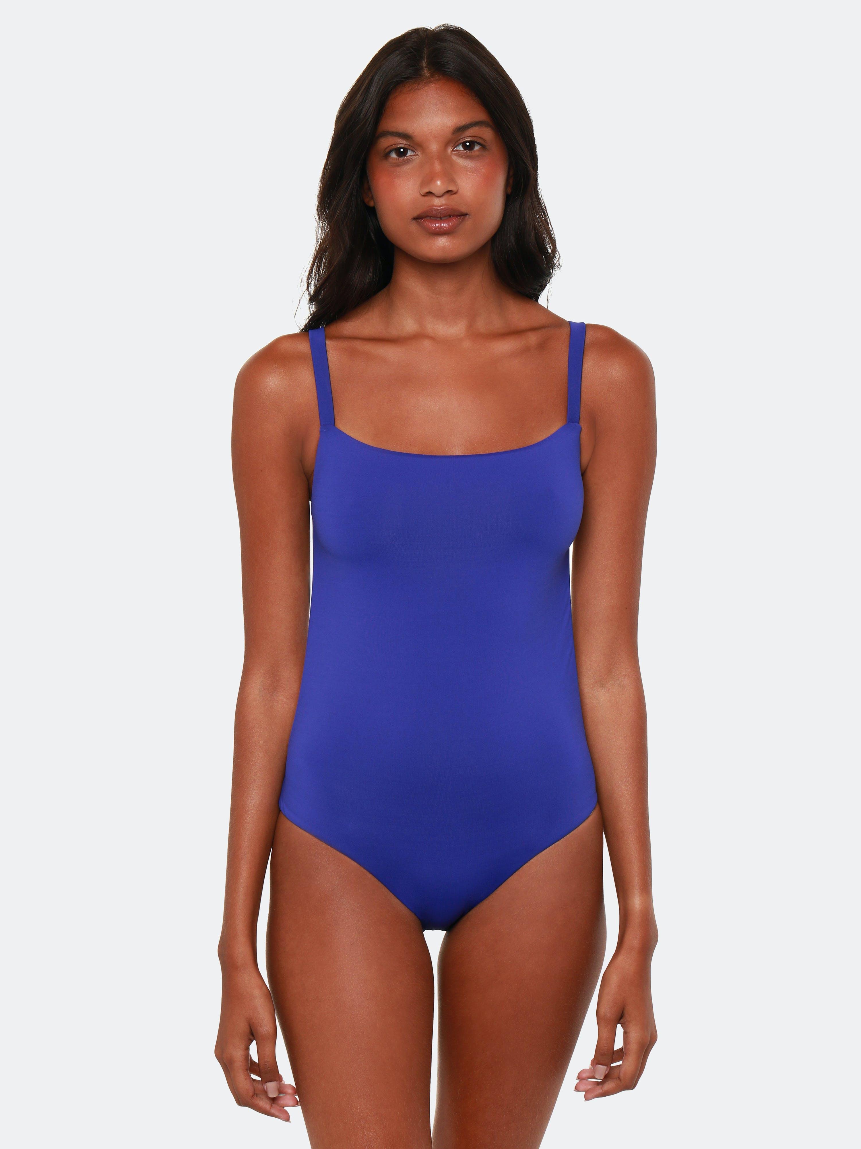 Bromelia Swimwear Zarya One-piece In Blue