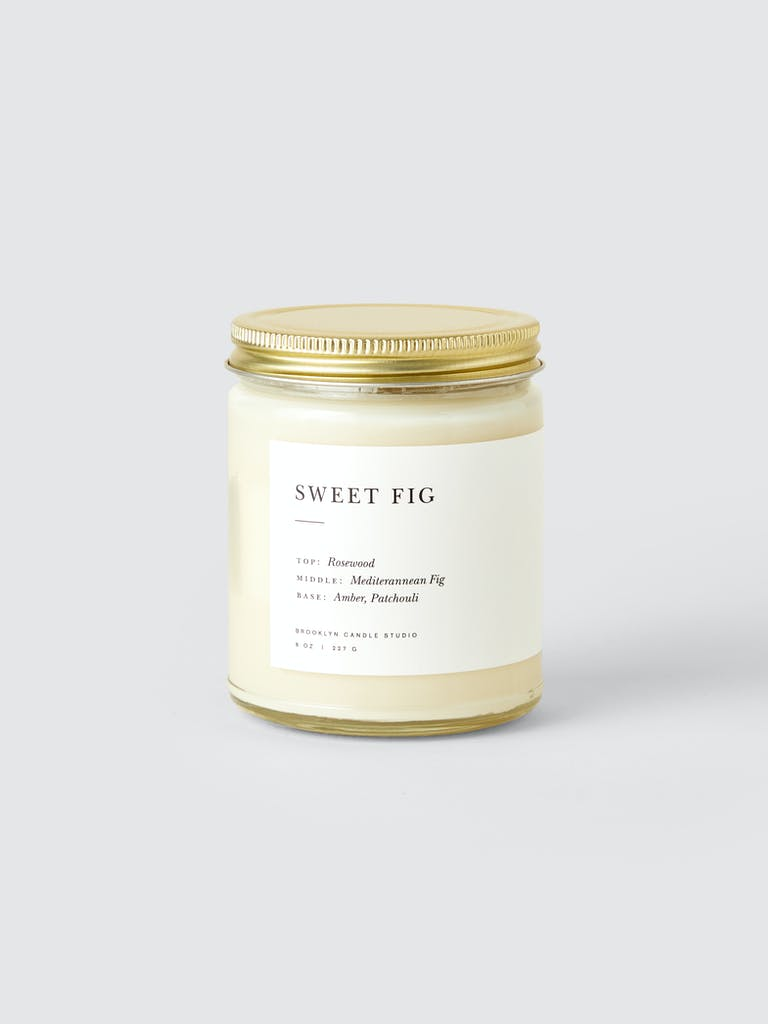 Brooklyn Candle Studio Sweet Fig Minimalist Candle product image