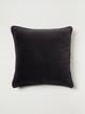 BUNGALOW DENMARK Velvet Black Cushion Cover product image