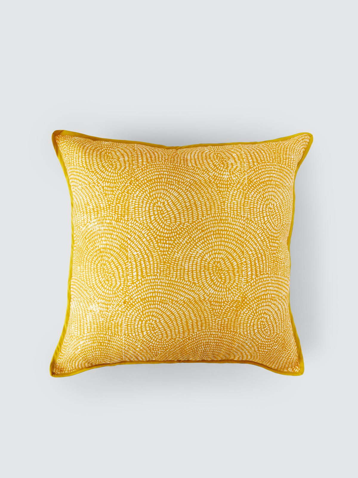Bungalow Denmark Zen Curry Silk Cushion Cover Verishop