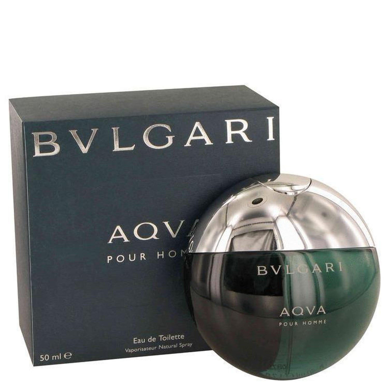 Bvlgari Aqua Pour Homme By  Eau De Toilette Spray 1.7 oz