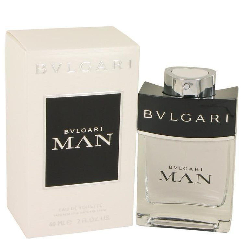Bvlgari Man By  Eau De Toilette Spray 2 oz