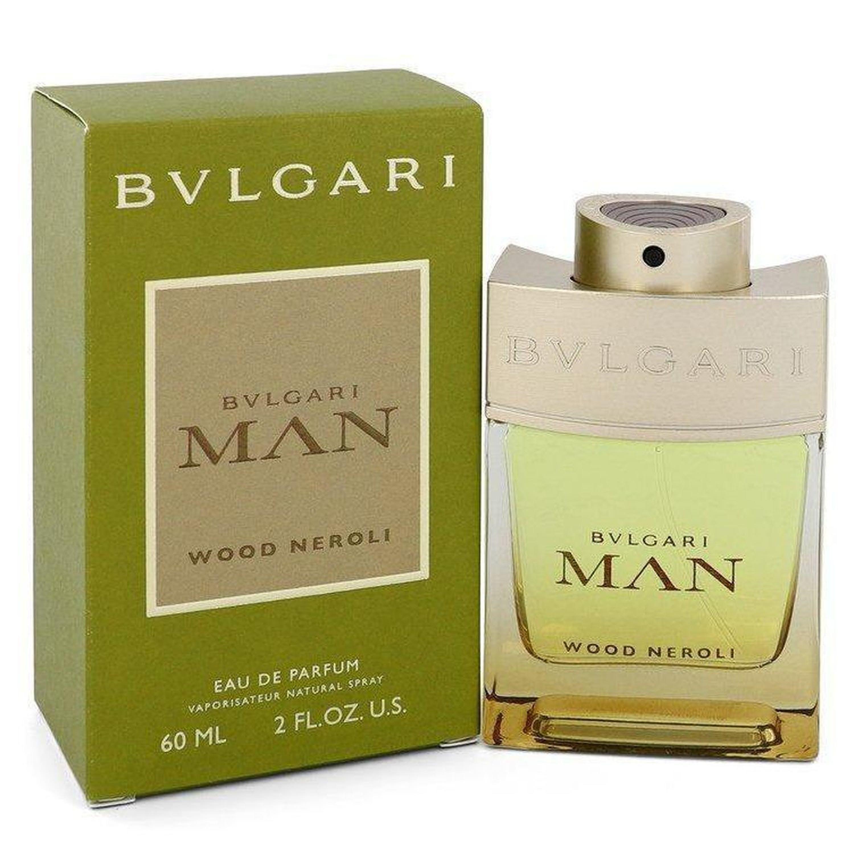 Bvlgari Man Wood Neroli By  Eau De Parfum Spray 2 oz