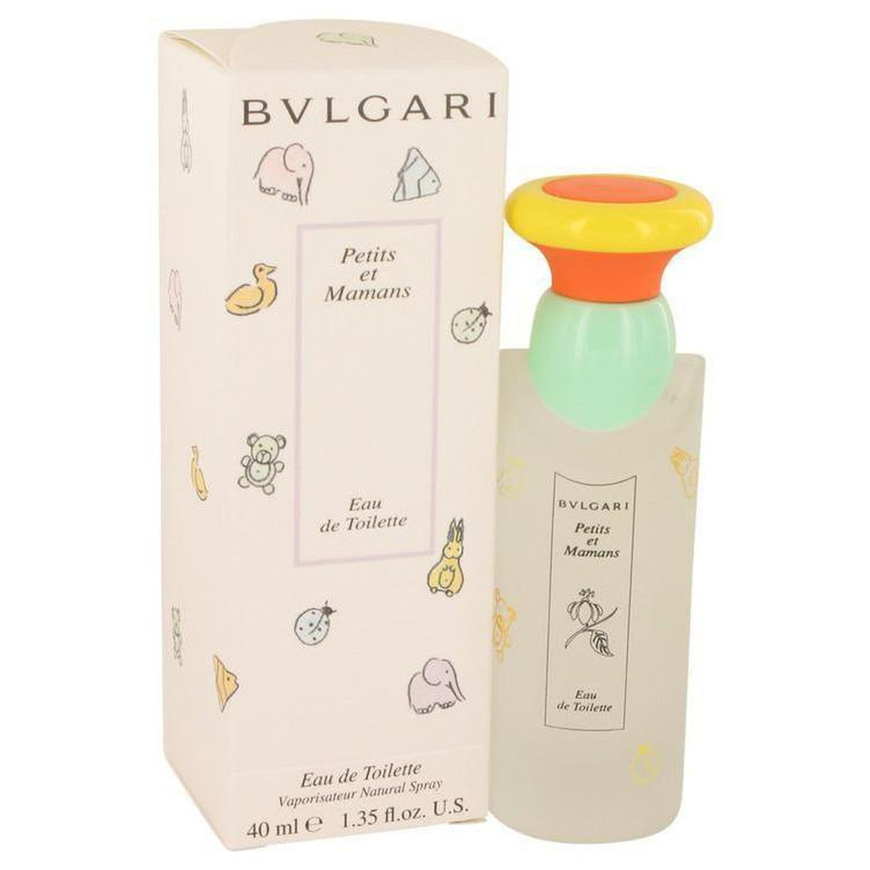 Bvlgari Petits & Mamans By  Eau De Toilette Spray 1.3 oz