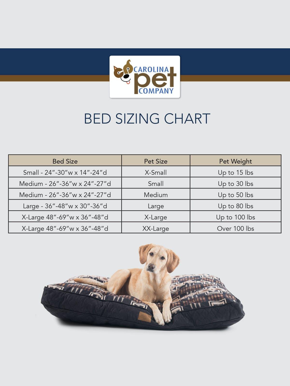 Carolina Pet Company Brutus Tough Chew Resistant Pet Napper Verishop