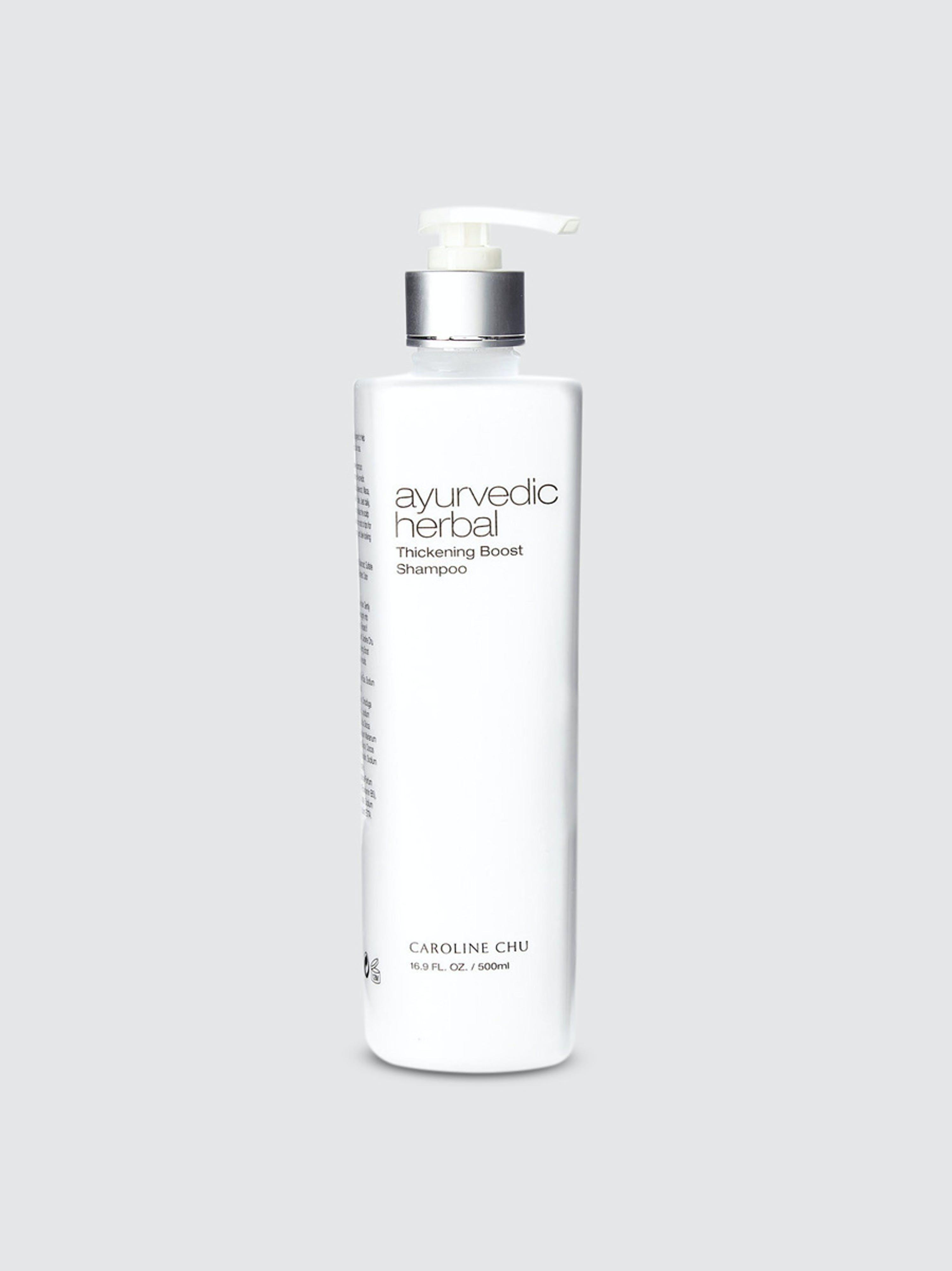 Caroline Chu Ayurvedic Herbal Thickening Boost Shampoo