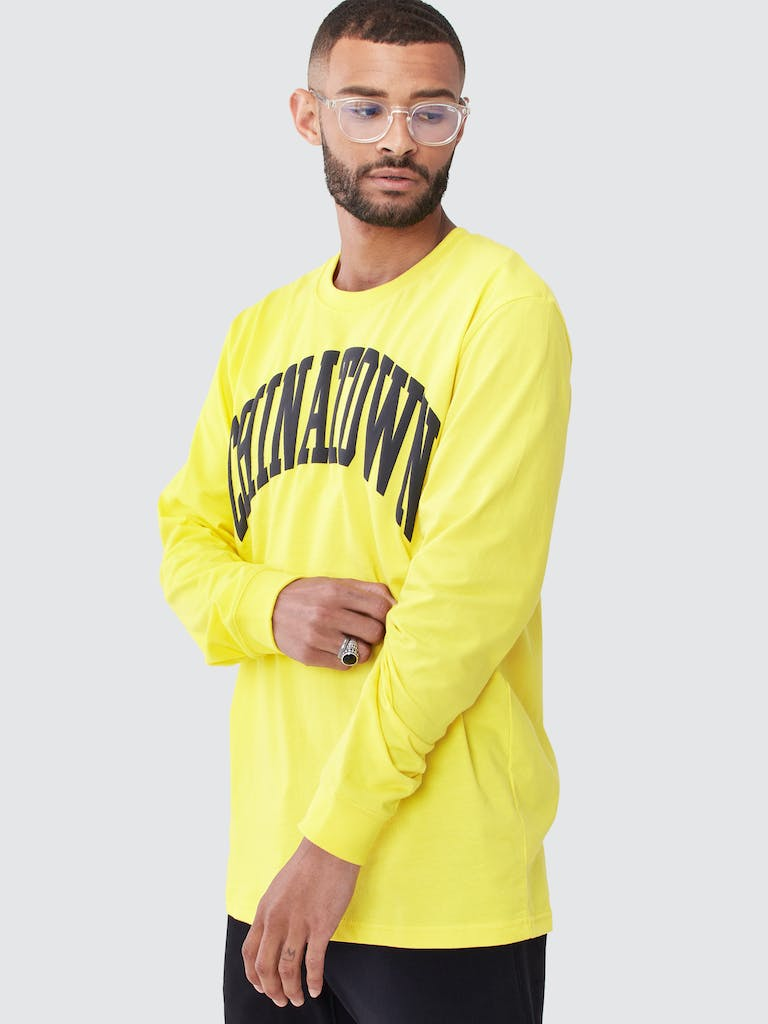 Chinatown Market Arc Long Sleeve Tee product image