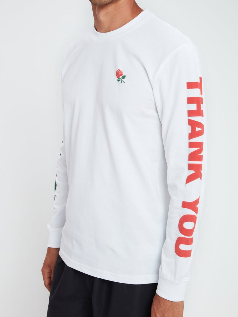 Chinatown Market Thank You Long Sleeve Tee product image