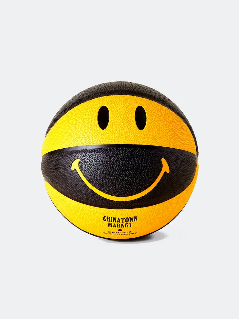 Chinatown Market Two Tone Smiley Ball product image