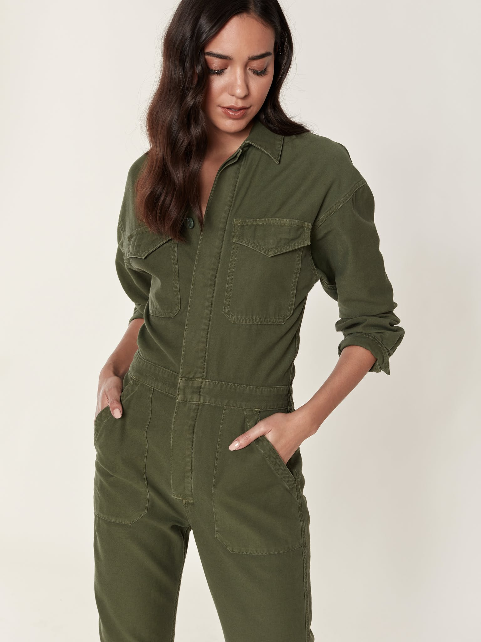068927514 Citizens of Humanity Marta Jumpsuit product image