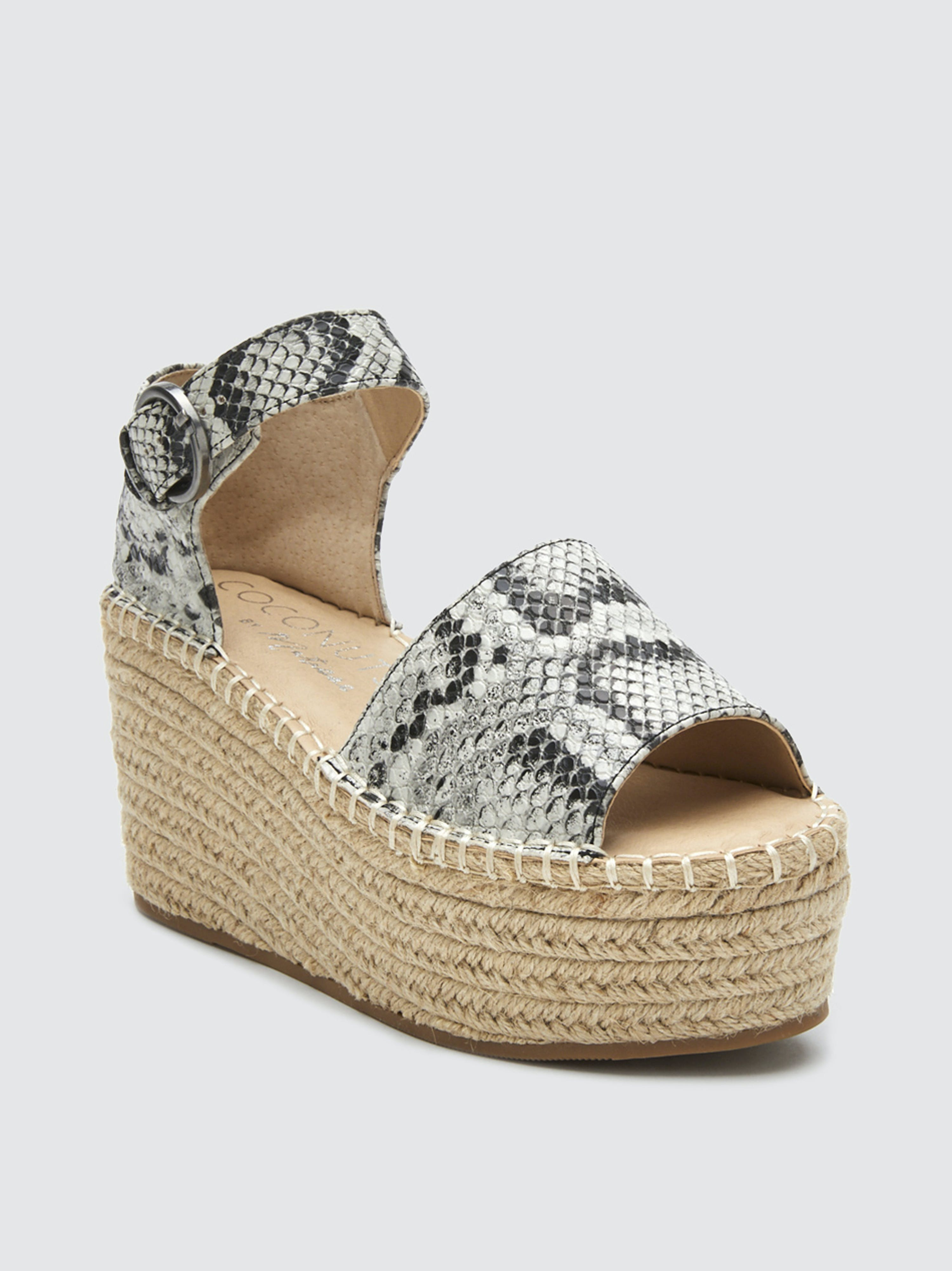 Coconuts By Matisse Wedges COCONUTS BY MATISSE FLIRTY ESPADRILLE WEDGE