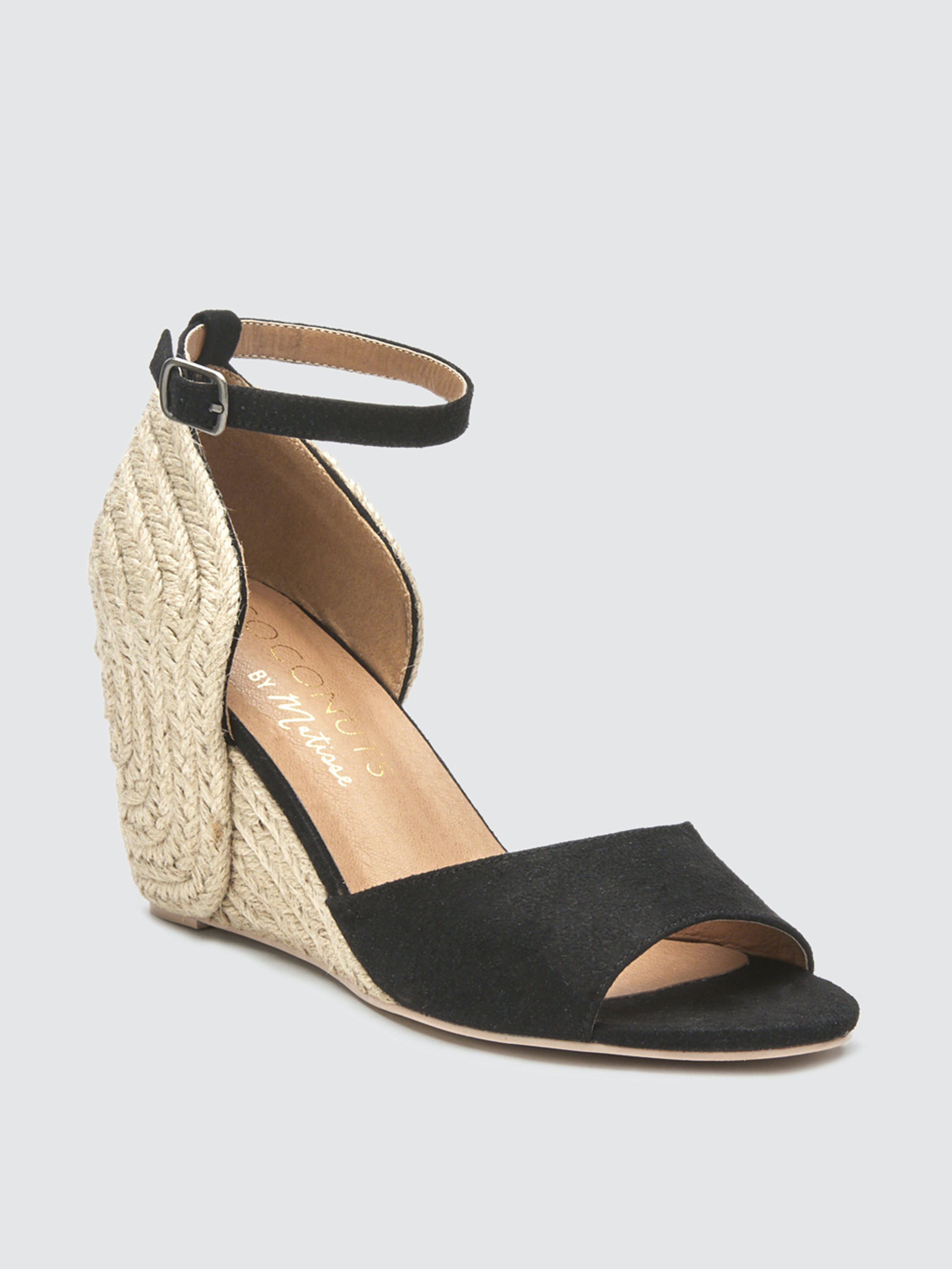 Coconuts By Matisse Wedges COCONUTS BY MATISSE HORIZON ESPADRILLE WEDGE