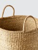 Connected Goods Seagrass Hamper product image