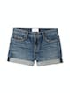 Current/Elliott The Boyfriend Rolled Jean Shorts product image