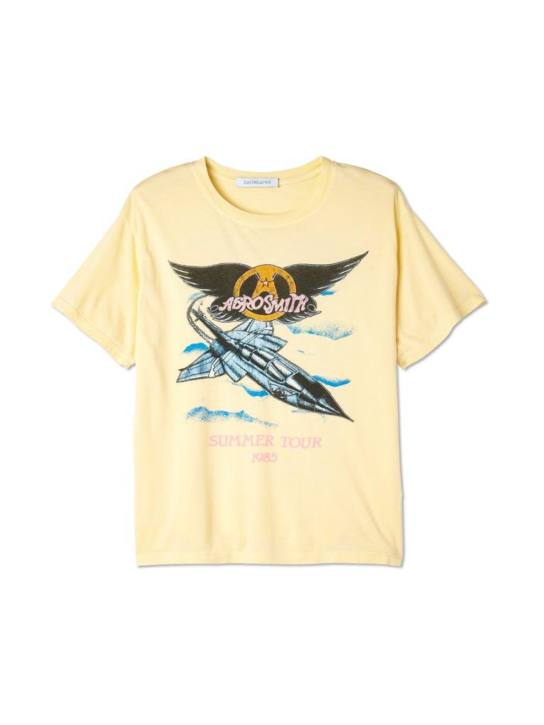 Daydreamer Aerosmith Summer Tour '85 Boyfriend Tee product image
