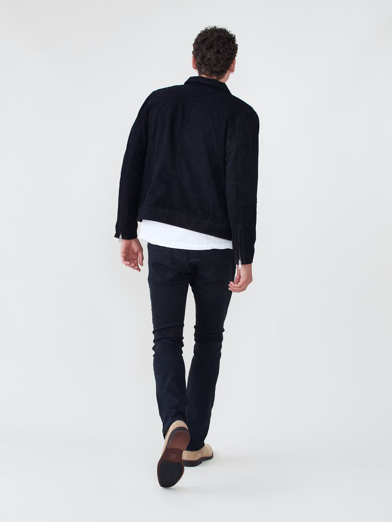 Deadwood Syd Suede Jacket product image