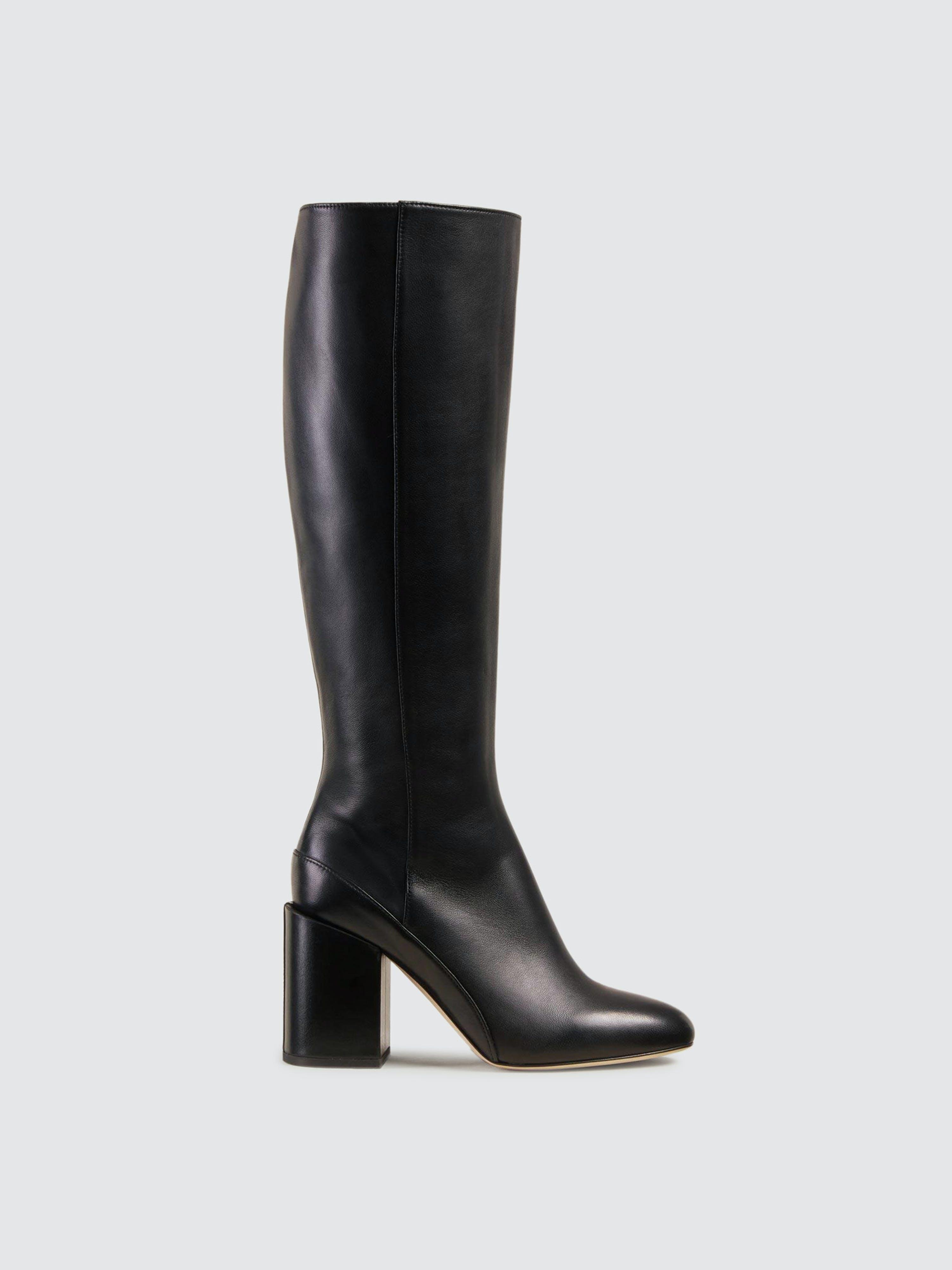Dear Frances Elle Knee Boot, Black