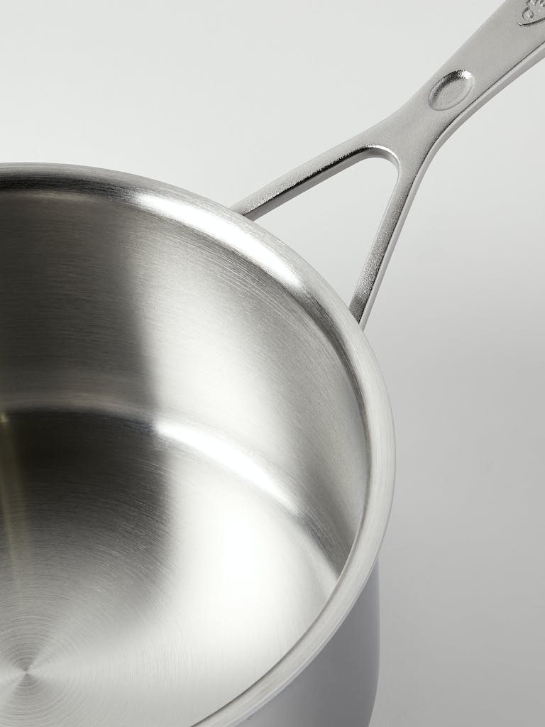 Demeyere Industry 5-Ply Stainless Steel Saucepan product image