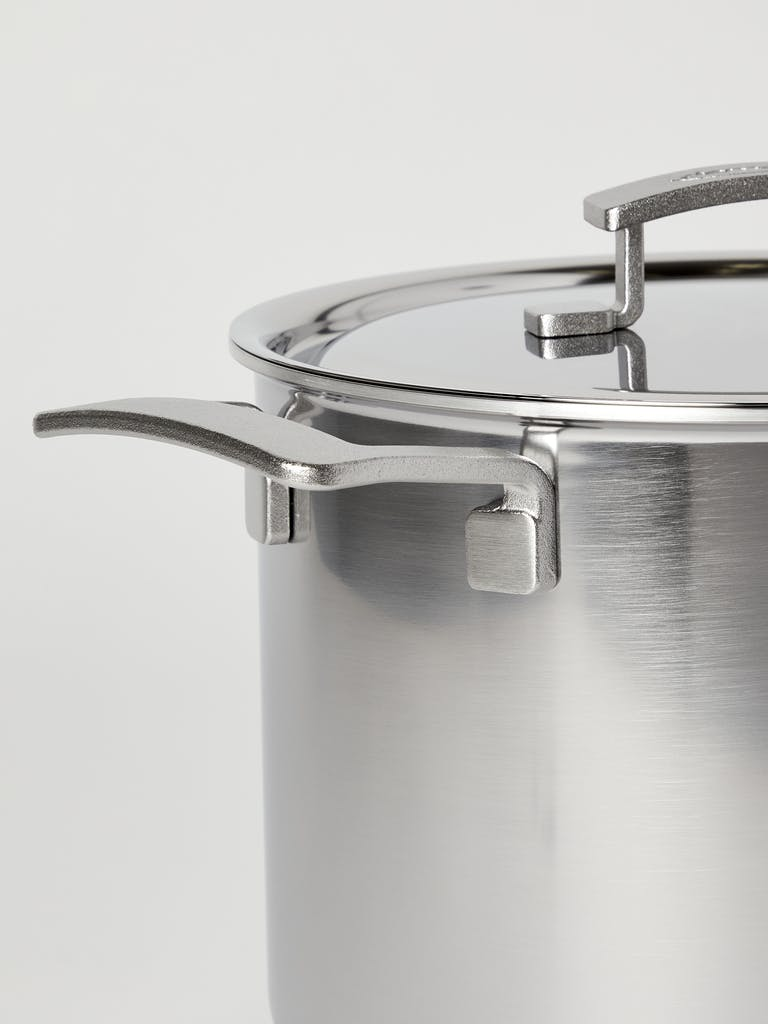 Demeyere Industry 5-Ply Stainless Steel Stock Pot product image