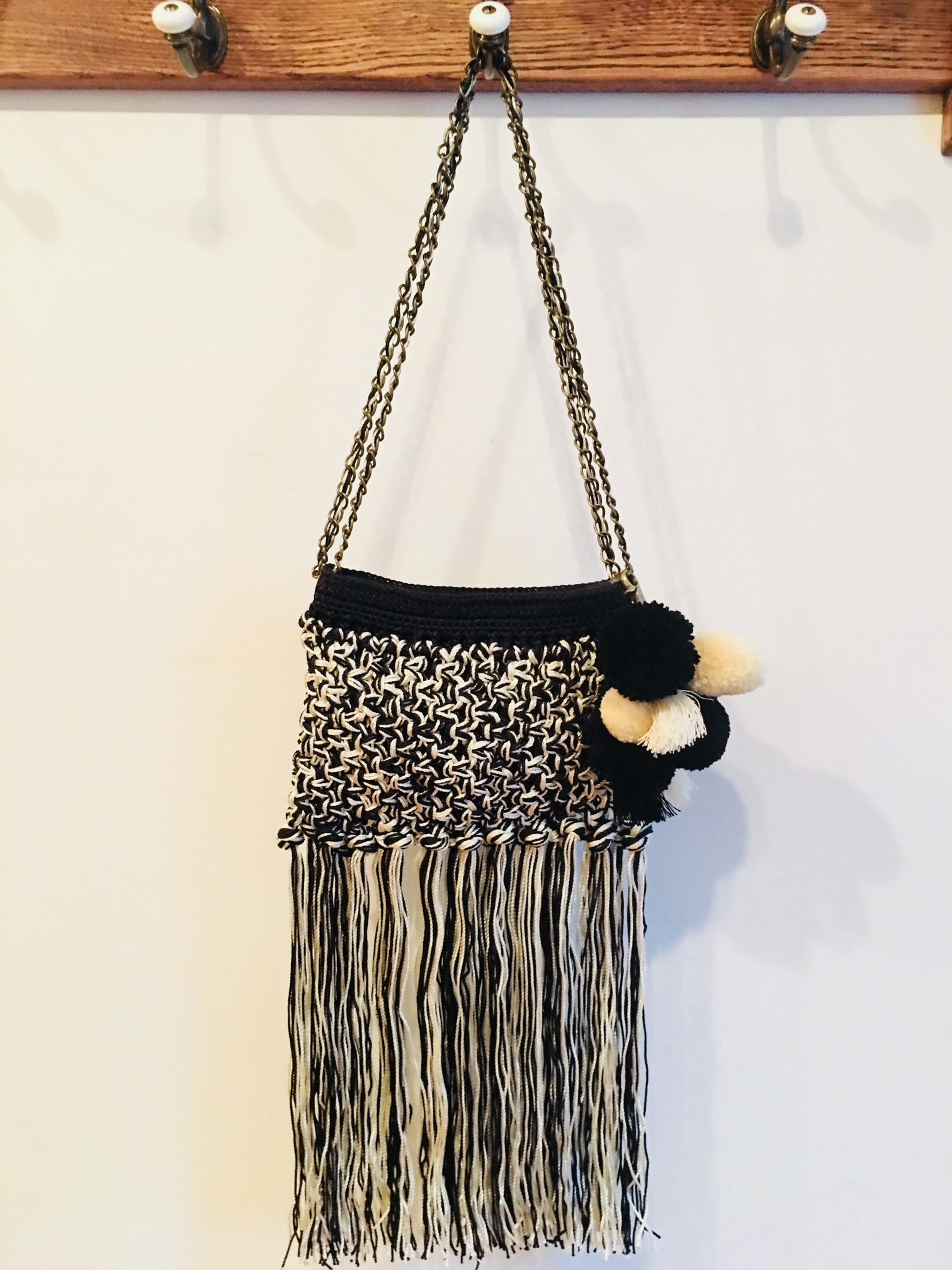Elliot Mann Mac Fringe Eve In Black