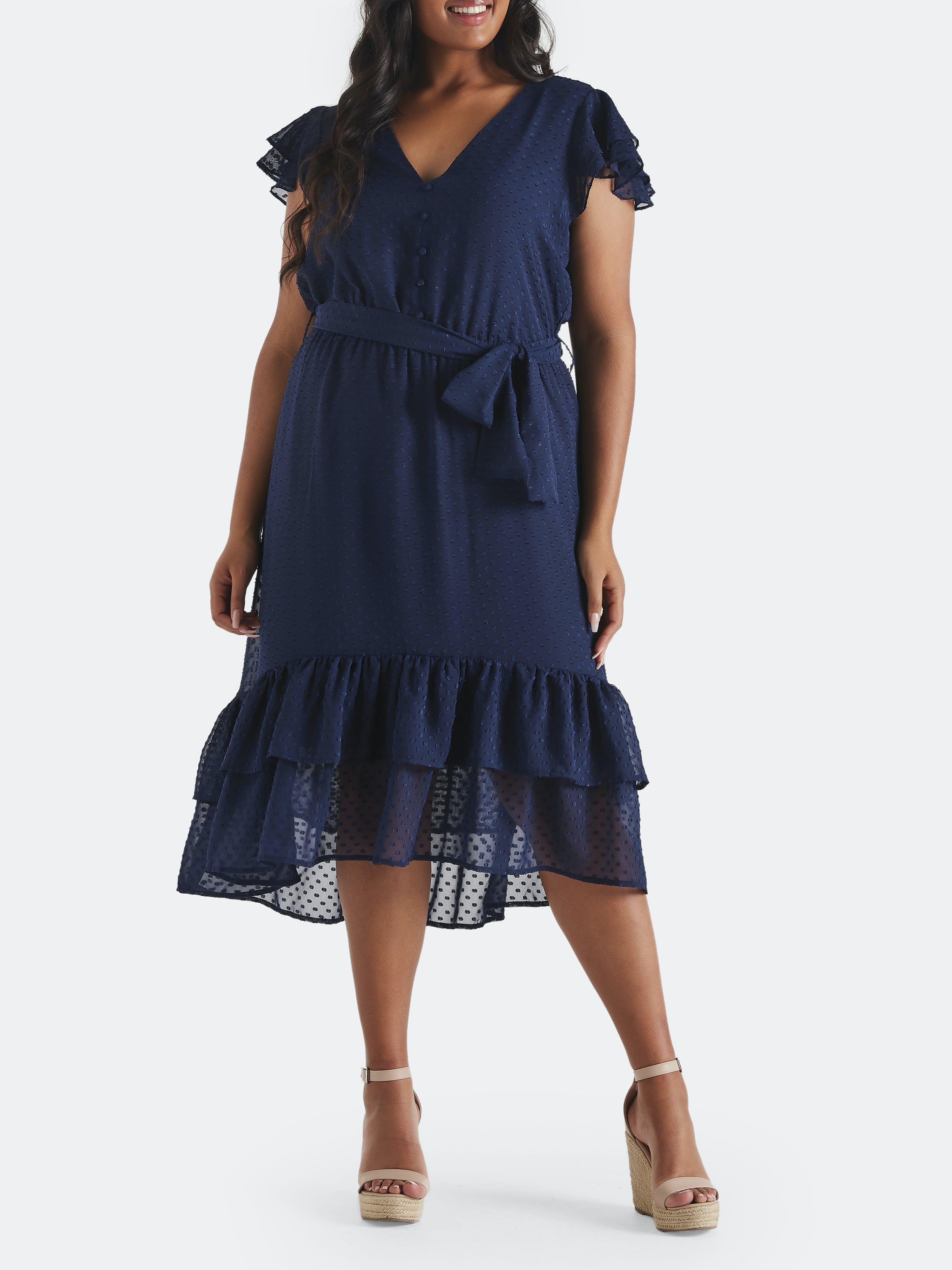 Estelle ESTELLE GLIMMER DRESS
