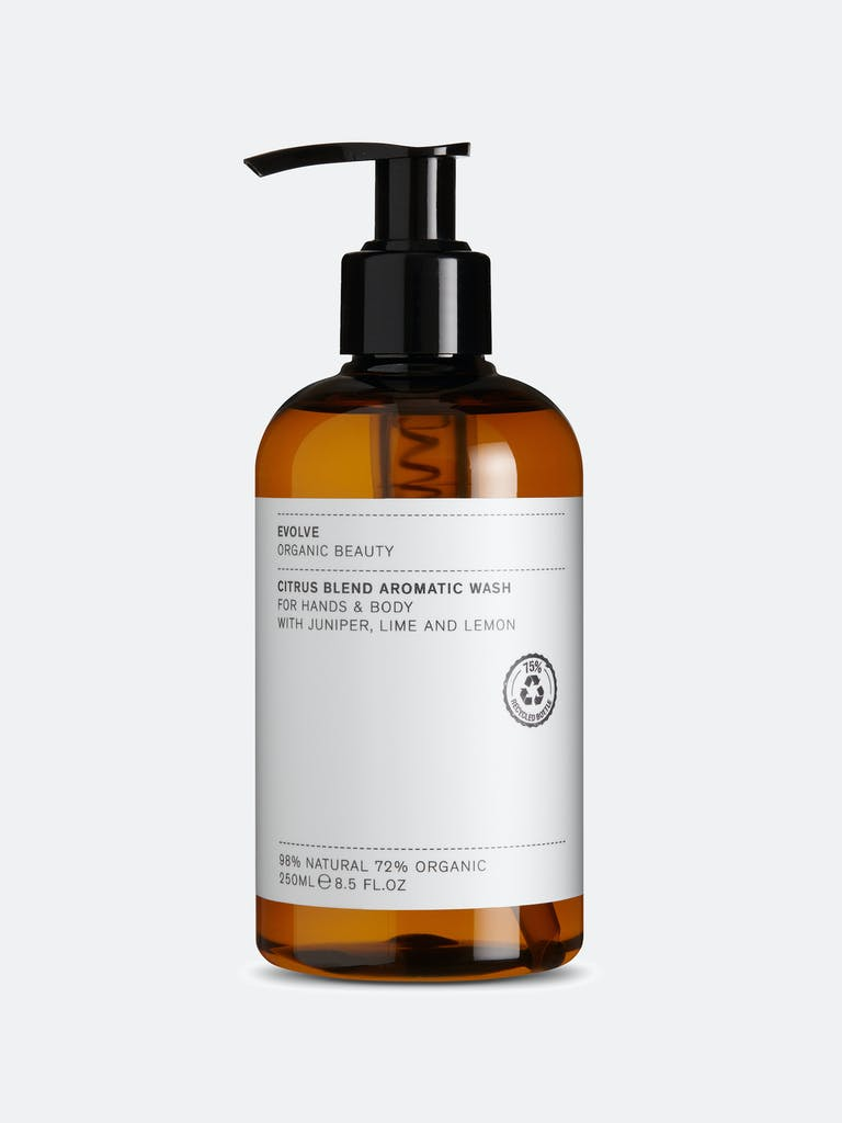 Evolve Beauty Citrus Blend Aromatic Hand Wash product image