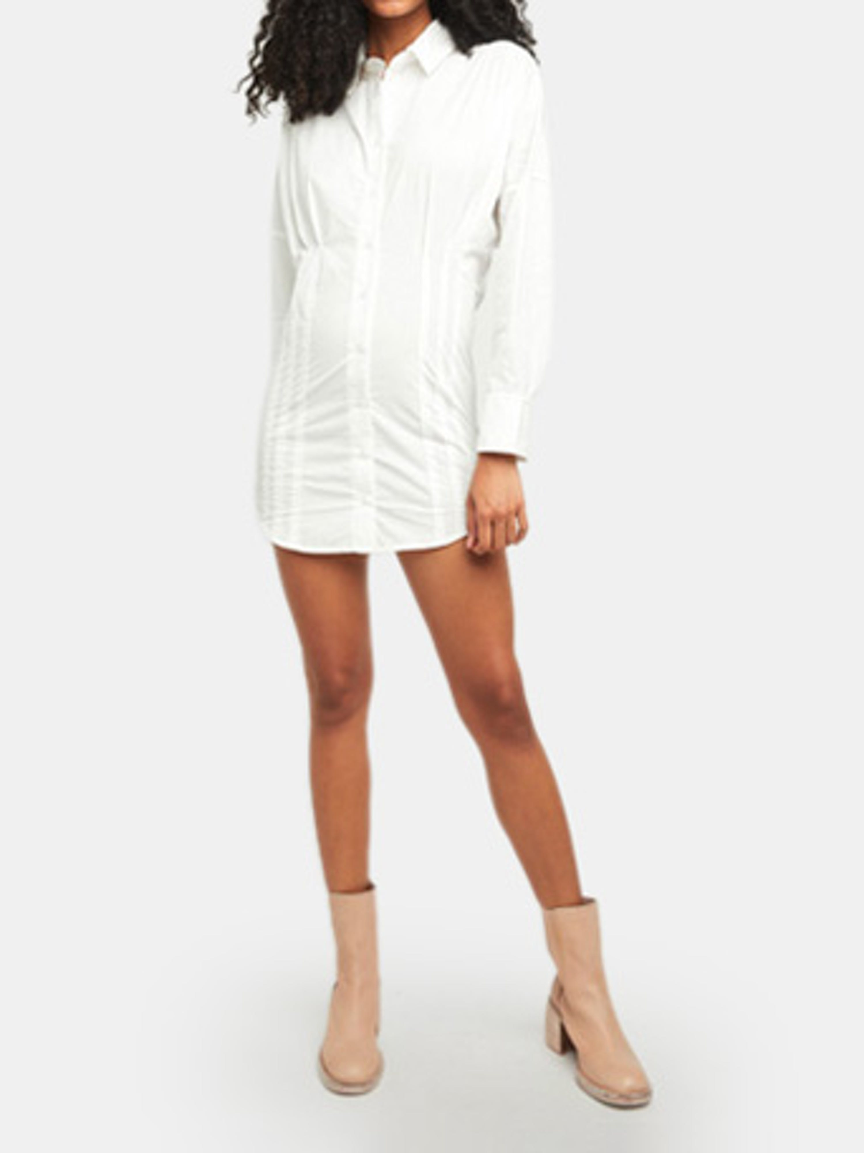 Free People Cottons FREE PEOPLE TAIA DRESS