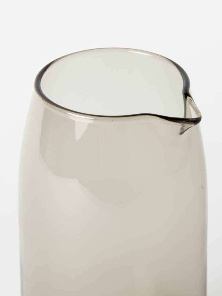 A Carafe That Is A Blind Glass hawkins new york chroma glass carafe  verishop