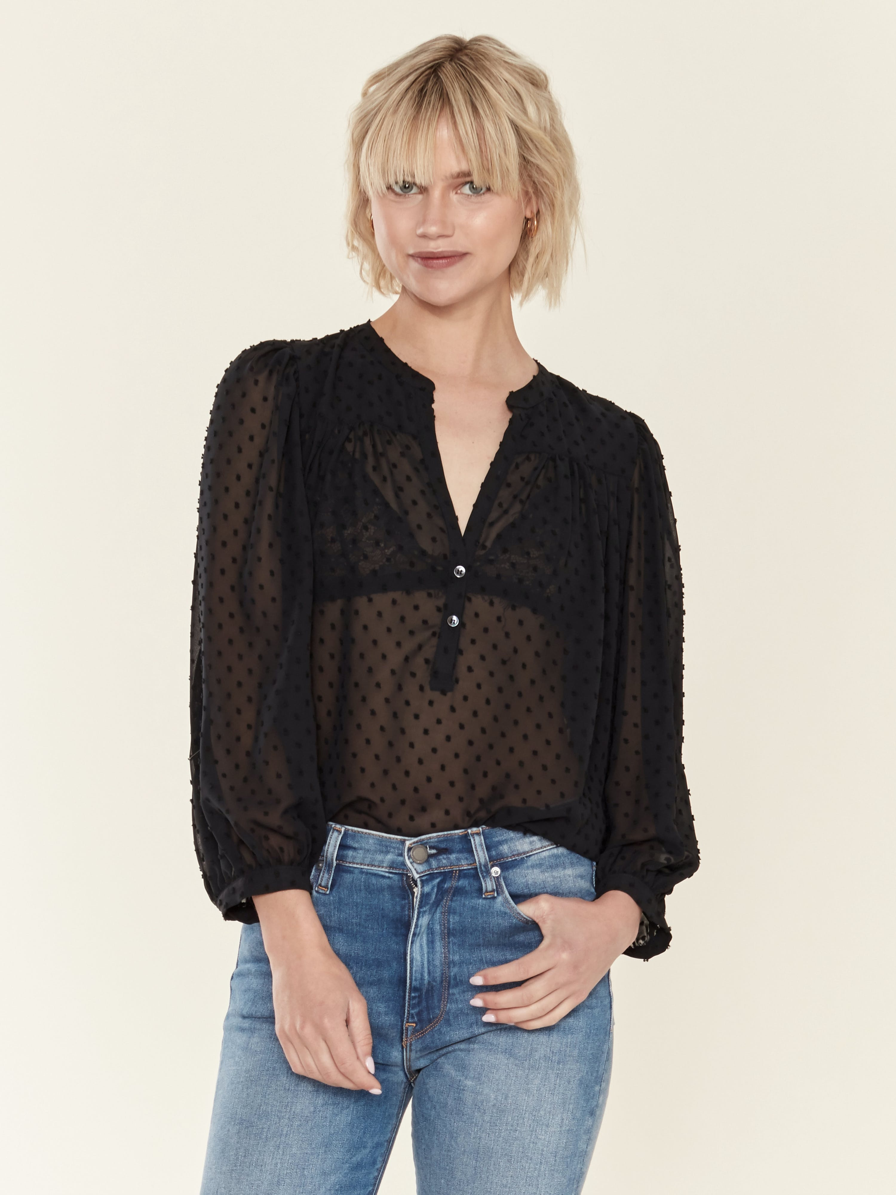 Icons Objects Of Devotion Modern Poet Top - S - Also In: M In Black