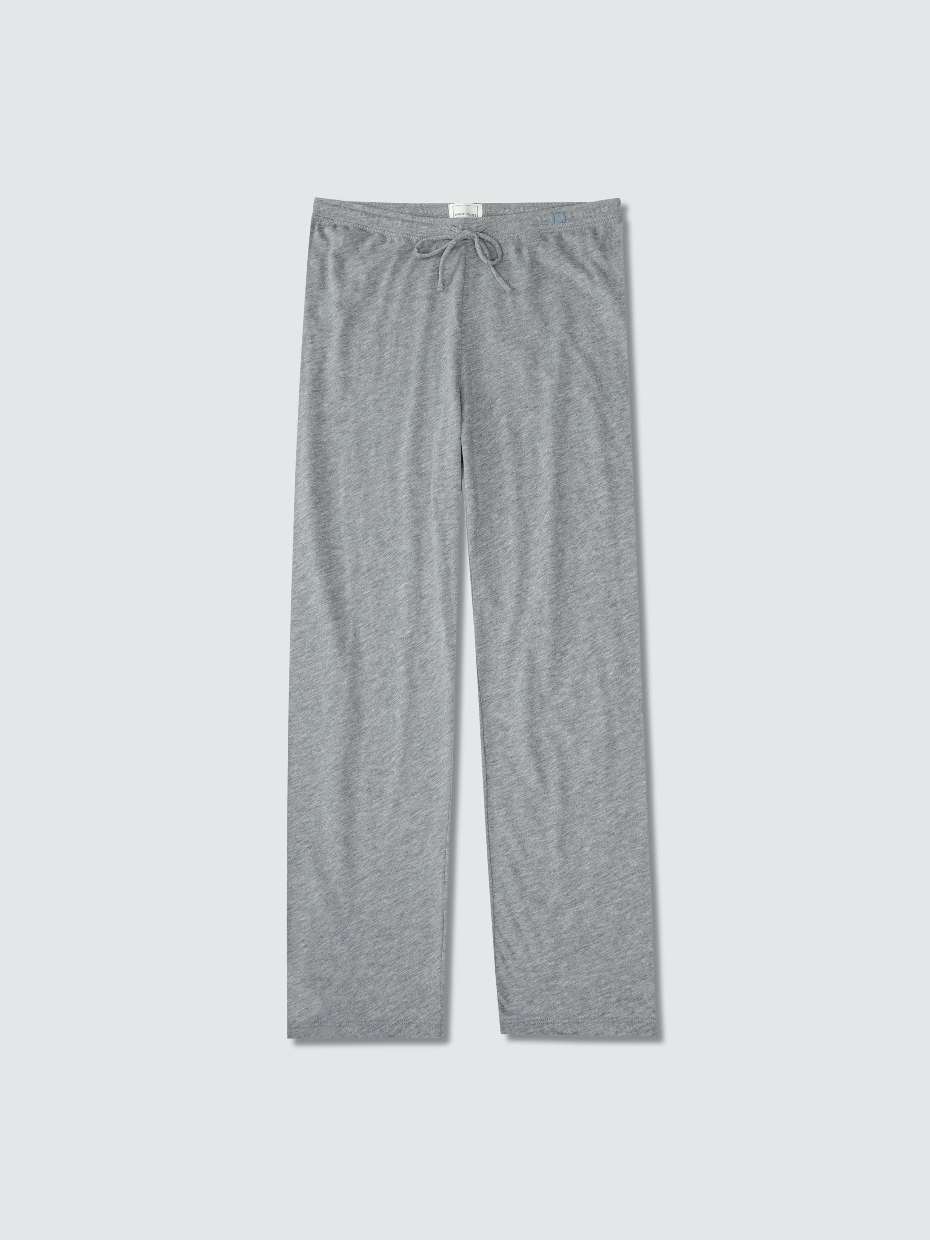 Jason Scott Women Pj Pants In Gray