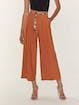 J.O.A. Wide Leg Pants with Contrast Belt product image