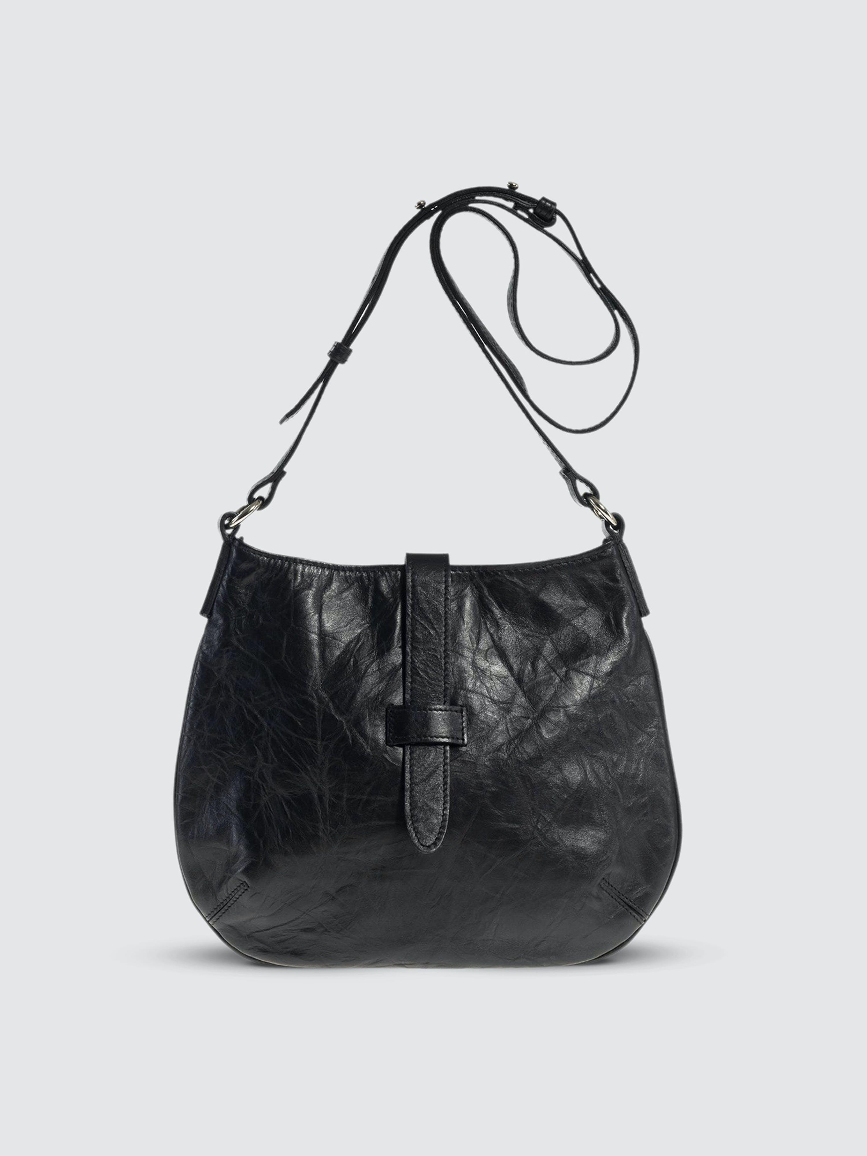 Joanna Maxham Tulip Crossbody Bag In Black