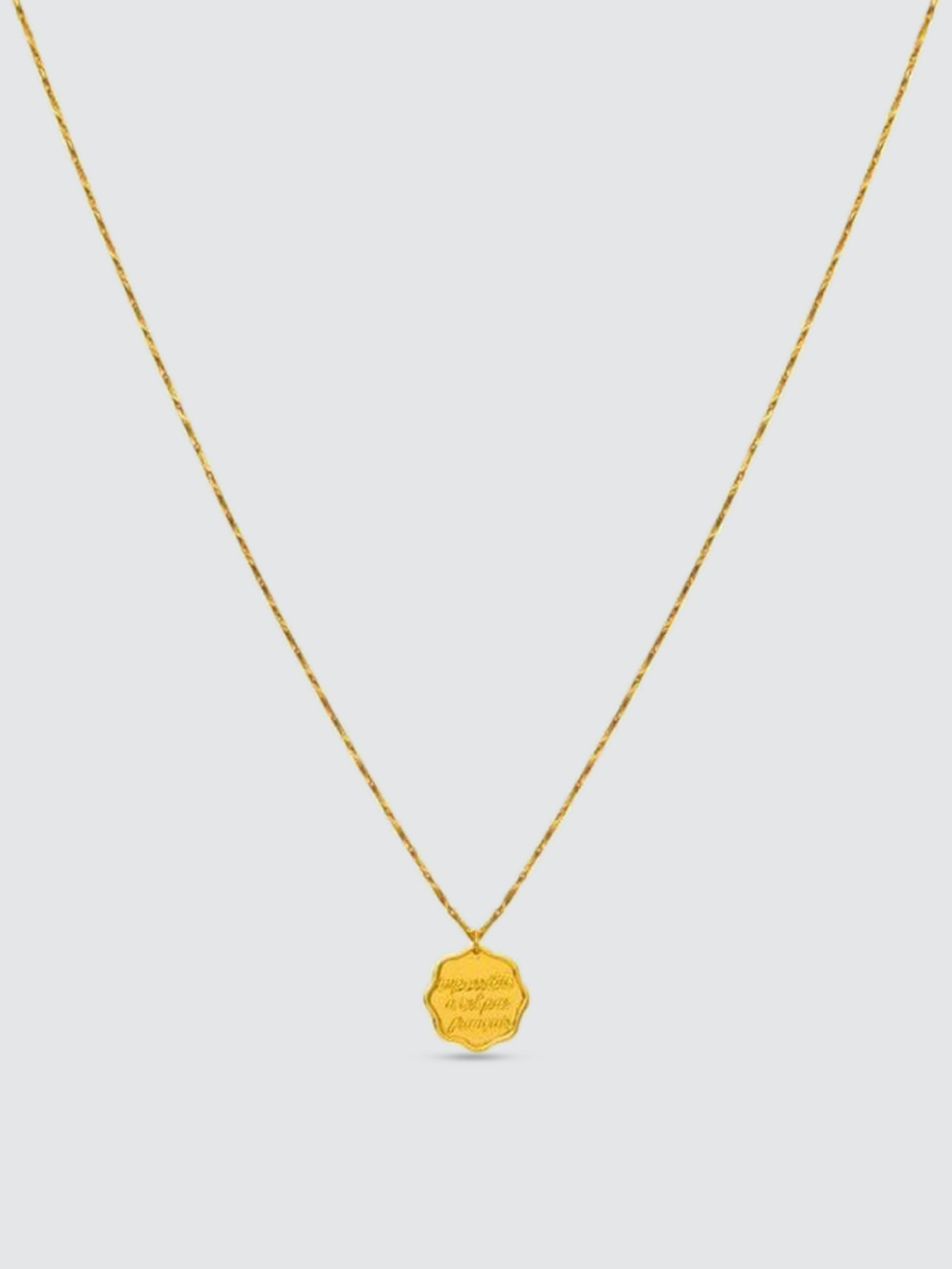 Jonesy Wood Impossible N'est Pas Francais In Gold